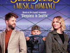 Kimberley Walsh and Jay McGuiness to reunite in new Sleepless musical (Sleepless musical handout)