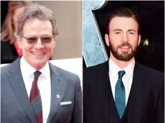 Bryan Cranston and Chris Evans were among the stars featured in the Super Bowl adverts (Yui Mok/Ian West/PA)