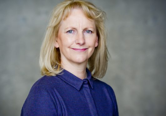 Donald MacKinnon has announced she will stand down as BBC Scotland director (Alan Peebles/BBC Scotland/PA)