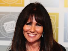 Linda Lusardi had tweeted previously to say she was 'extremely ill' with the virus (Ian West/PA)