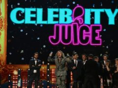 Monday night's recording of Celebrity Juice was called off and its studio audience sent home due to coronavirus concerns (Yui Mok/PA)