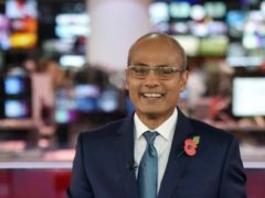 George Alagiah is self-isolating (Jeff Overs/BBC/PA)
