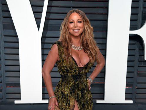 Mariah Carey has postponed a performance due to coronavirus fears (PA)