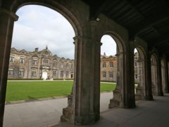 The University of St Andrews (Jane Barlow/PA)