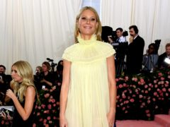 Gwyneth Paltrow is married to Brad Falchuk (Jennifer Graylock/PA)