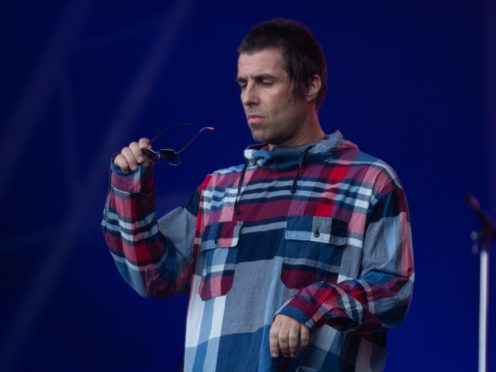 Gallagher made the comments on Twitter (Aaron Chown/PA)
