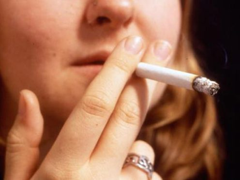 Researchers believe introducing a minimum tobacco price could improve health (PA)