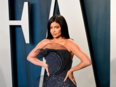 Kylie Jenner warned her substantial social media following 'millennials are not immune' to coronavirus in a fresh call to self-isolate (Ian West/PA)