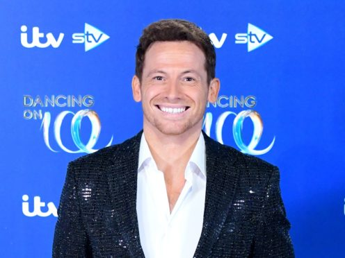 Joe Swash beats Perri Kiely to win Dancing On Ice (Ian West/PA)