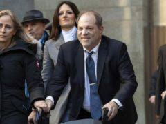 Harvey Weinstein faces sentencing this week (Mary Altaffer/AP)