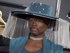 Billy Porter said he is not concerned about a potential backlash against his decision to play a 'genderless' Fairy Godmother in the upcoming Cinderella remake (Jordan Strauss/Invision/AP, File)