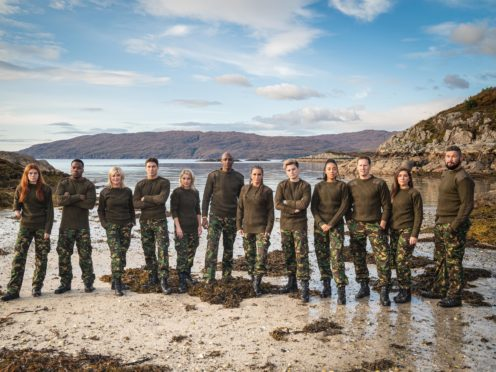 Celebrity SAS: Who Dares Wins (Channel 4)