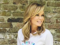 Amanda Holden's single proceeds will go to NHS Charities Together (M&S)