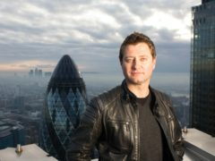TV architect George Clarke has called for a 'radical reboot' of the UK's housing sector as soon as the coronavirus pandemic is under control (David Parry/PA)