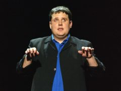 Peter Kay has been named as one of the first celebrities confirmed as taking part in The Big Night In (Yui Mok/PA)