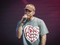 Pharrell Williams (David Jensen/PA)