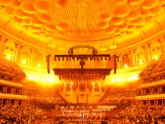 Classic FM Live at London's Royal Albert Hall (Matt Crossick/PA)