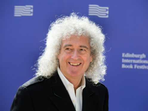 Brian May is still performing with Queen (Robert Perry/PA)