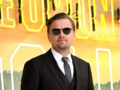 Leonardo DiCaprio has a long history of campaigning for the environment (Isabel Infantes/PA)