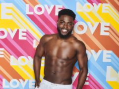 Mike Boateng appeared on Love Island Winter 2020 (Joel Anderson/ITV/PA)