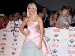 Holly Willoughby was fooled on This Morning (Isabel Infantes/PA)