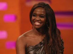Oti Mabuse will front the new CBeebies show Boogie Beebies (Isabel Infantes/PA)