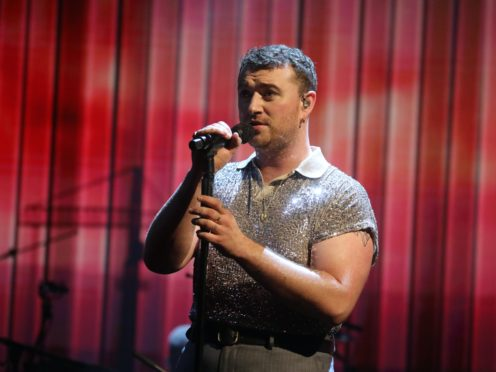 Sam Smith said they 'definitely' had coronavirus, despite admitting to not getting tested for the illness (Isabel Infantes/PA)