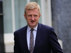 Oliver Dowden said 'newspapers are at heart of the British media' (Aaron Chown/PA)
