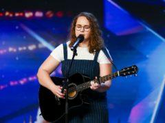 Beth Porch (Britain's Got Talent/Fremantle/PA)