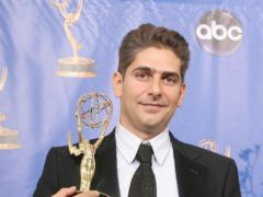Sopranos star Michael Imperioli won an Emmy for his work on the critically acclaimed show (Francis Specker/PA)