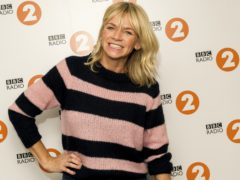Zoe Ball said it has been an 'absolute joy' to read the stories (Sarah Jeynes/PA)