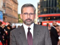Steve Carell is once again teaming up with Greg Daniels (Matt Crossick/PA)