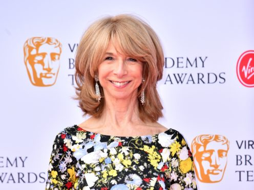 Coronation Street star Helen Worth has said filming on the ITV soap is to resume in a few weeks (Matt Crossick/PA)