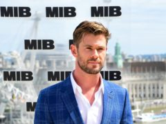 Chris Hemsworth (Ian West/PA)