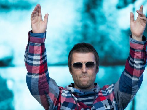 Liam Gallagher (Aaron Chown/PA)