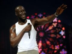 Stormzy was due to perform (Isabel Infantes/PA)