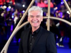 Phillip Schofield has been doing his own hair and make-up while in lockdown (Ian West/PA)