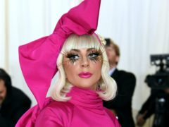 Lady Gaga and Ariana Grande both now have six number one singles in the UK (Jennifer Graylock/PA)