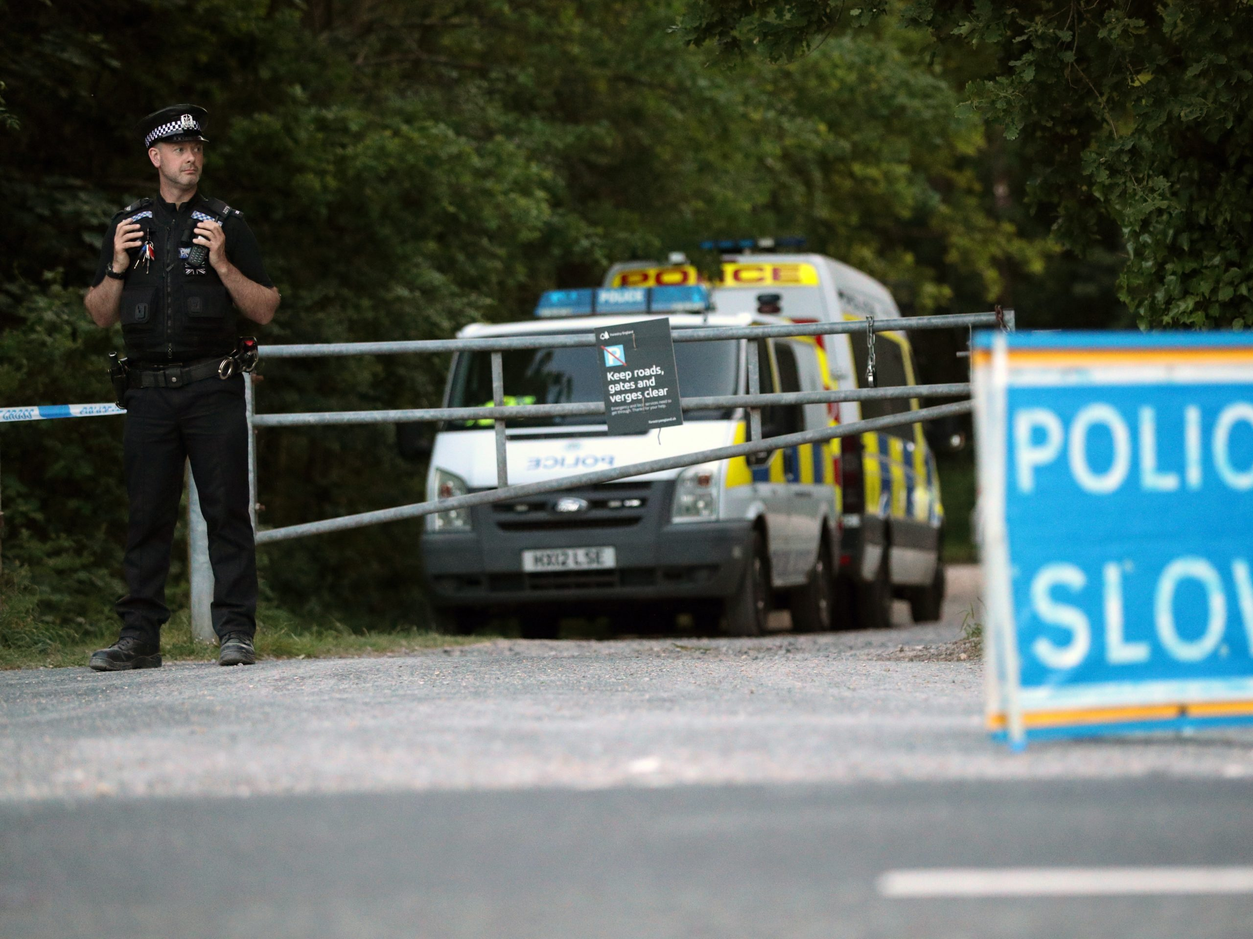 Police confirm body of missing teenager has been found