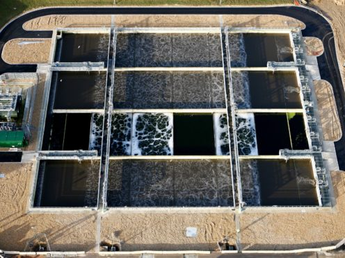 Scientists are developing ways of using sewage to locate new infection hotspots and track a second wave of Covid-19 (Gareth Fuller/PA)