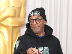 Spike Lee said the gap between rich and poor must be closed (Isabel Infantes/PA)