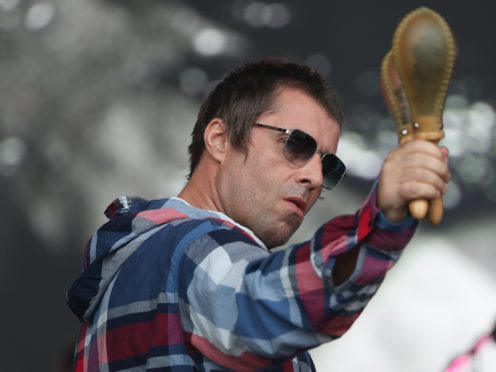 Liam Gallagher (Yui Mok/PA)