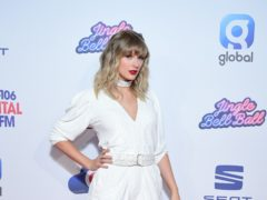 Taylor Swift hailed a 'beautiful step forward' as she welcomed a landmark Supreme Court decision protecting gay, lesbian and transgender people from workplace discrimination (Ian West/PA)
