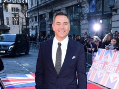 'It was so much fun to have something silly to take my mind off of everything' – David Walliams (Ian West/PA)