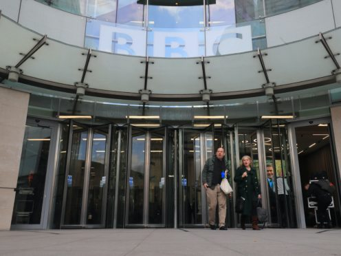 BBC bosses have said the broadcaster will have to air repeats and the pandemic's effect on schedules will be starker next year (Aaron Chown/PA)