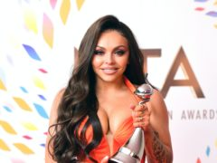 Jesy Nelson is celebrating turning 29 (Ian West/PA)