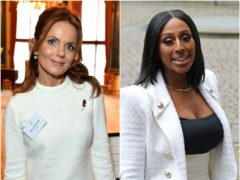 Former Spice Girl Geri Horner and singer Alexandra Burke have been appointed as inaugural ambassadors of the Royal Commonwealth Society (Jeff Spicer/Yui Mok/PA)