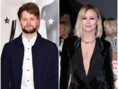 Jay McGuiness and Kimberley Walsh will star in the musical (PA)