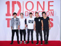 One Direction's debut single What Makes You Beautiful is their most played track in the UK, according to music licensing company PPL (Ian West/PA)