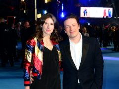 Jools and Jamie Oliver (Ian West/PA)